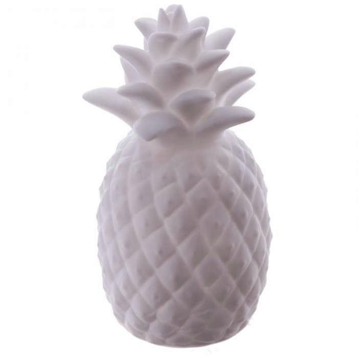ANANAS COLOR LEDS CHANGEANTE (HAUTEUR 17CM)  LED12 (3)
