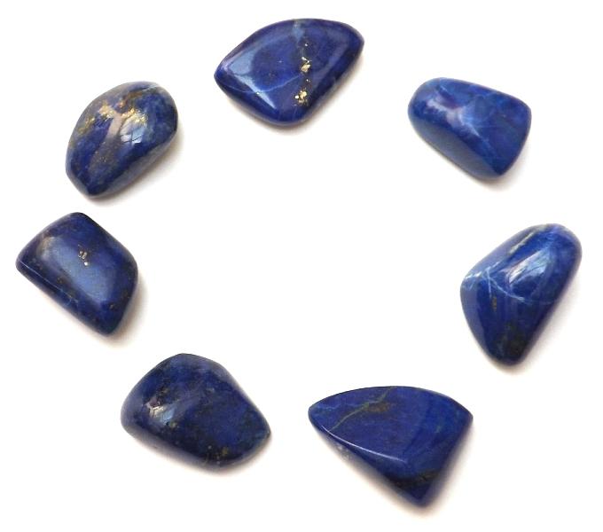 Lapis Lazuli Extra Pierre Roulée (2 cm)