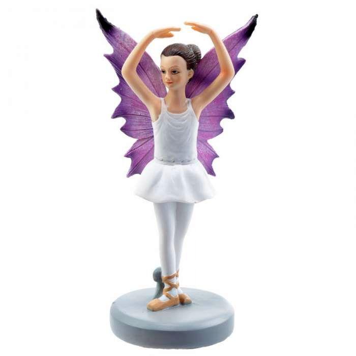 Figurine Fée Danseuse Ballerine (16,5 cm)