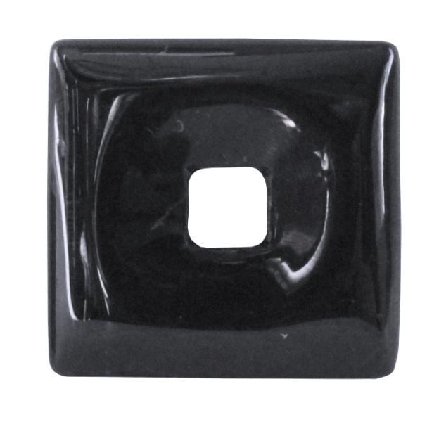 Pi Chinois Carré Onyx (3 cm)