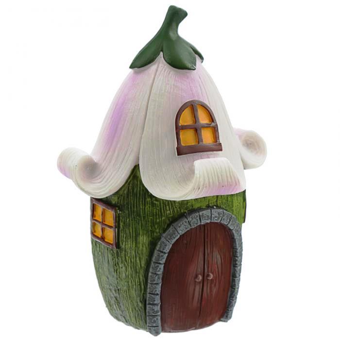 Maison des Fées Perce-neige Magique (14 cm)