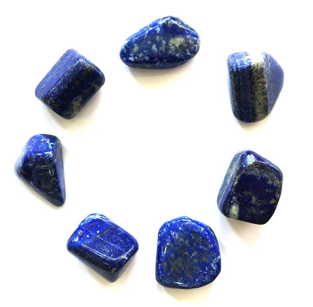 Lapis Lazuli Extra Pierre Roulée (3 cm)
