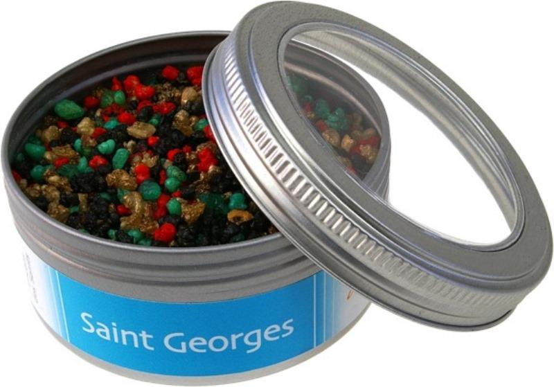 Terre d'encens - St Georges (100g)  24368