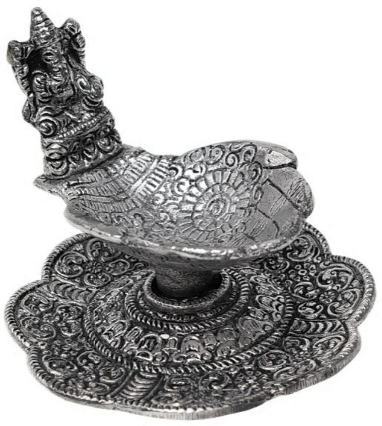 Brûle Encens Ganesh pour Encens Cônes et Rares