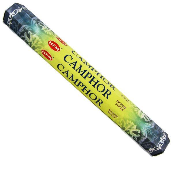 Encens Camphre boite de 20 bâtonnets