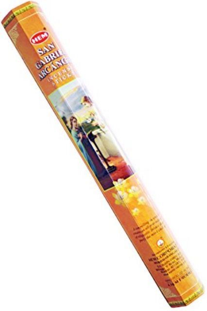 Encens Saint Gabriel Archange boîte de 20 bâtonnets
