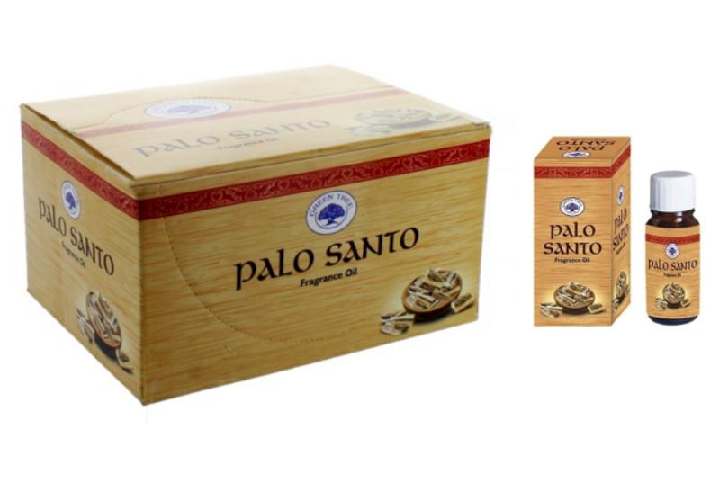 Huile Parfum Palo Santo | Lot de 12 Flacons