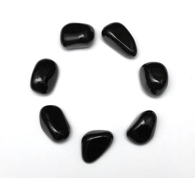 Obsidienne Noire (3 cm)