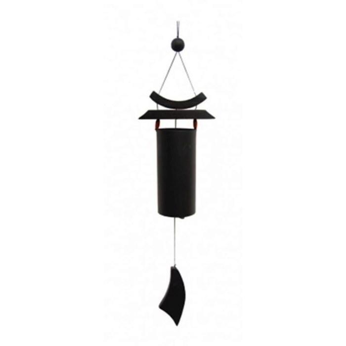 Carillon à Vent Zen noir | 58 cm