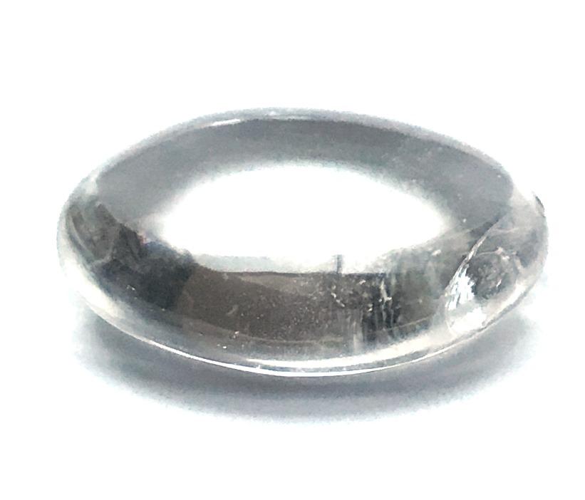 Cristal de Roche Galet Pierre Amulette (3 à 5 cm)