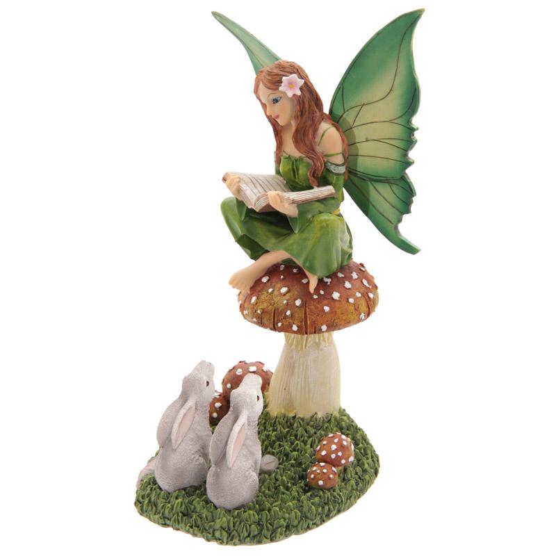 Contes de fées Lisa Parker Conteuse & Animaux de la forêt