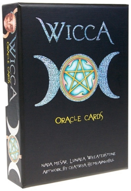 Oracle Wicca 32 cartes de Wiccan par Nada Mesar