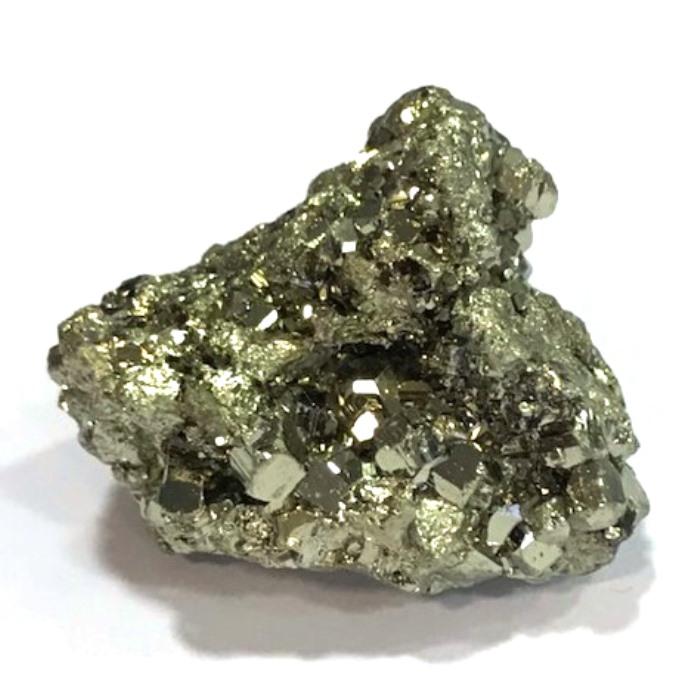 Pyrite du Pérou Pierre Brute | Bloc 4 x 5 cm