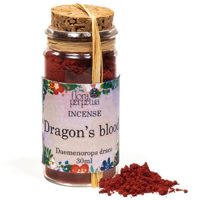 Encens résine Sang de Dragon | 30 ml