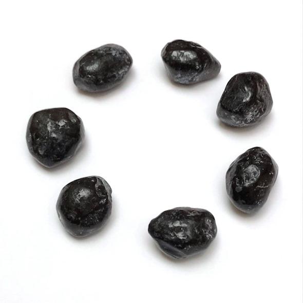 Obsidienne Larmes d\'Apaches | 2 cm