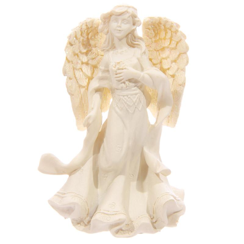 Figurine Ange Crème 7 cm Modèle A