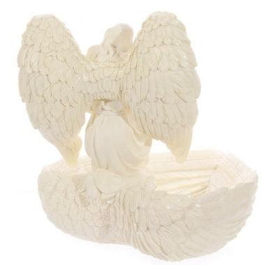Ange avec Récipient en forme de Coeur Ailles  ANGP07 (3)