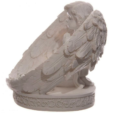 Bougeoir Figurine Ange Chérubin  CHE105 (2)