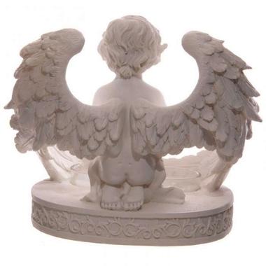 Bougeoir Figurine Ange Chérubin  CHE105 (3)