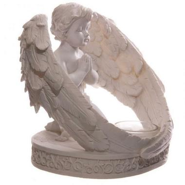 Bougeoir Figurine Ange Chérubin  CHE105 (4)