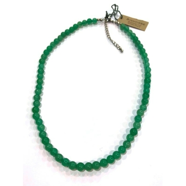 Collier Aventurine - perles 6 mm (2)