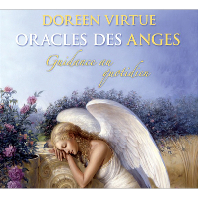 Oracles des anges - Guidance au quotidien - Livre audio 4 CD