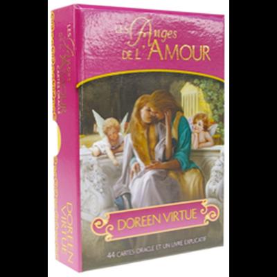 Les Anges de l'Amour (44 cartes + livret) de Doreen Virtue