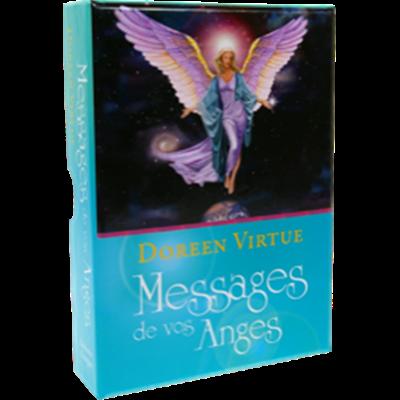 Messages de vos anges (44 cartes + livret)