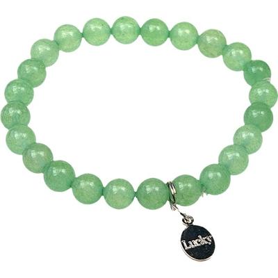 Bracelet Art de la chance - Aventurine verte