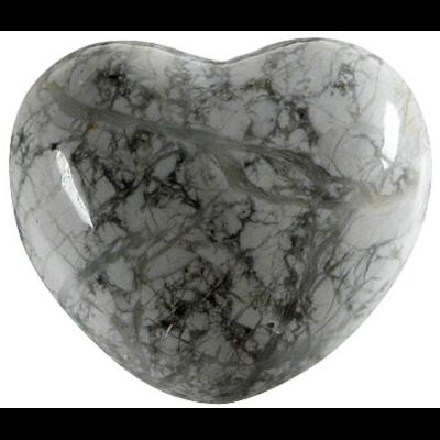 Coeur Magnésite 45 mm - La pièce