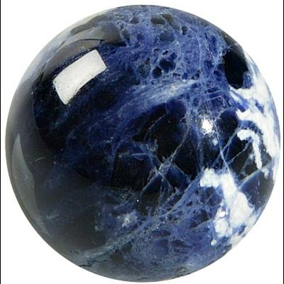 Sphère Sodalite 40 mm - La pièce