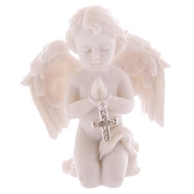 Ange Priant avec une Croix (A)