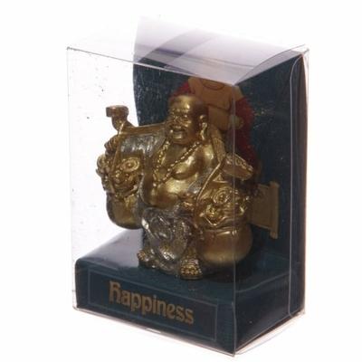 figurine bouddha porte bonheur argent b statuettes et figurines bouddhas. Black Bedroom Furniture Sets. Home Design Ideas