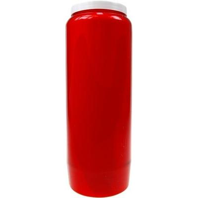 Bougie de Neuvaine (Rouge)