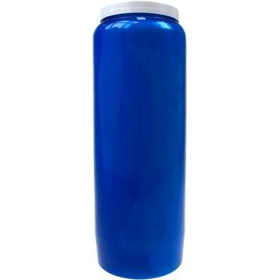 Bougie de Neuvaine (Bleu)