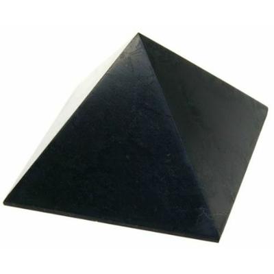 Pyramide en Tourmaline noire ( 3 cm )