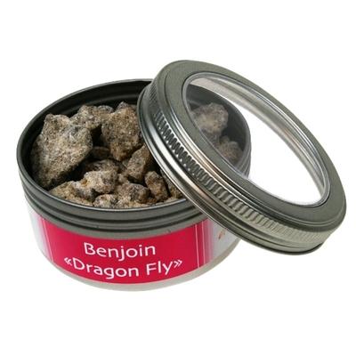 Terre d'encens Benjoin - Dragon Fly ( 100g )