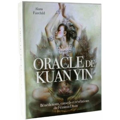 Oracle de Kuan Yin ( Coffret - Livret + 44 cartes )