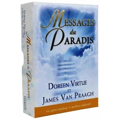 Messages du Paradis ( Coffret - 44 cartes médium + Livret )