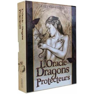 Oracle des Dragons Protecteurs ( Coffret 43 cartes oracle + Livret )
