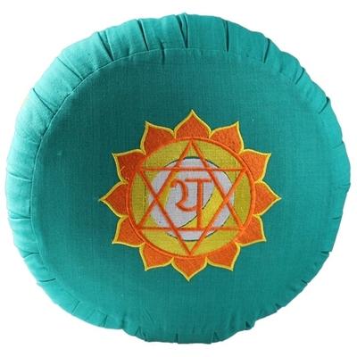 Zafu Vert Chakra Anahata ( 35 cm )