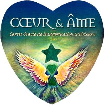 Coeur & âme - Cartes oracle de transformation intérieure