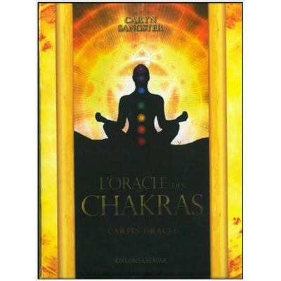 L' Oracle des Chakras - Coffret ( Livret et 49 Cartes )
