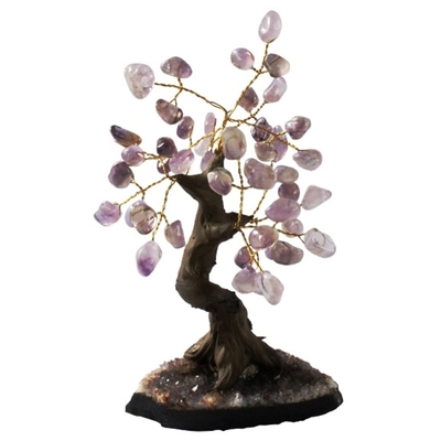 arbre du bonheur am thyste moyen d coration feng shui arcencielfantastique com. Black Bedroom Furniture Sets. Home Design Ideas