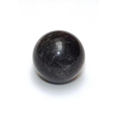 Sphère obsidienne noire 27mm - La pièce