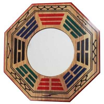 D coration feng shui arcencielfantastique com for Miroir convexe concave