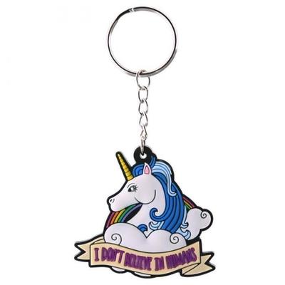 Porte-clefs Buste de Licorne
