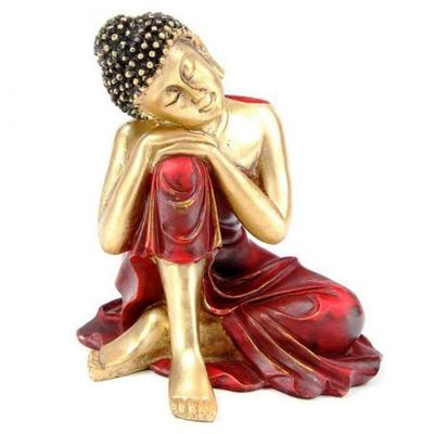 Bouddha Thaï Reposant sa Tête sur son Genou (A)
