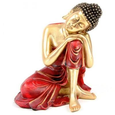Bouddha Thaï Reposant sa Tête sur son Genou (B)