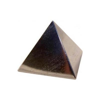 Pyramide Hématite 30 mm - La pièce